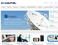Check out my portfolio and place ur comments Commtel Systems LLC, UAE - Website
