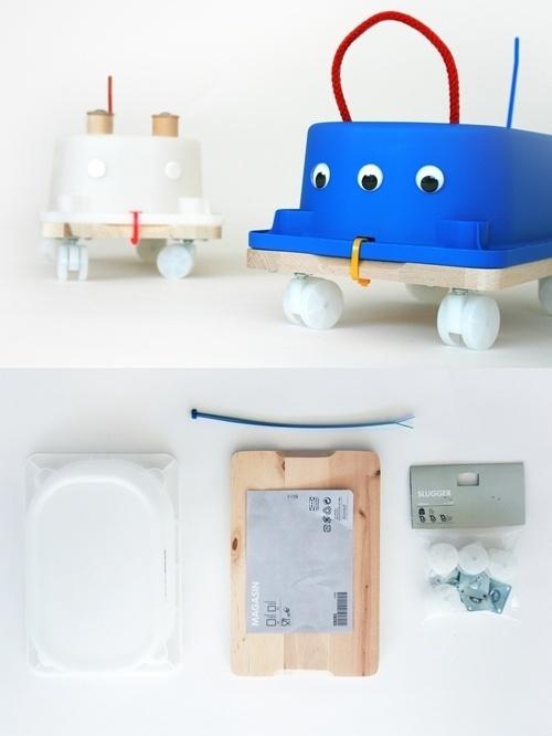 Ikea kinderspielzeug  43 besten IKEA HACK - TROFAST Regal Bilder auf Pinterest ...