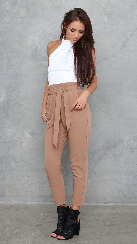 Luvalot - Liberty Pants - Tan - Restocked