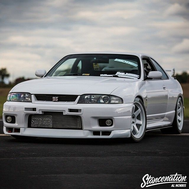 41 Best Nissan Skyline R33 Images On Pinterest Car Cars And Motors