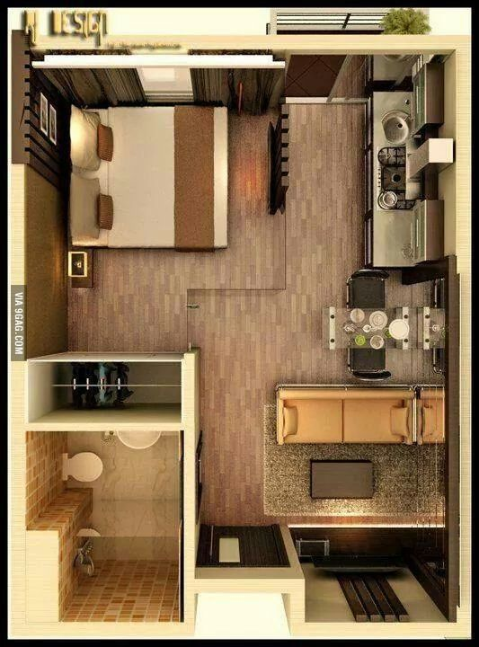 Best 25+ Small House Layout Ideas On Pinterest | Small Home Plans