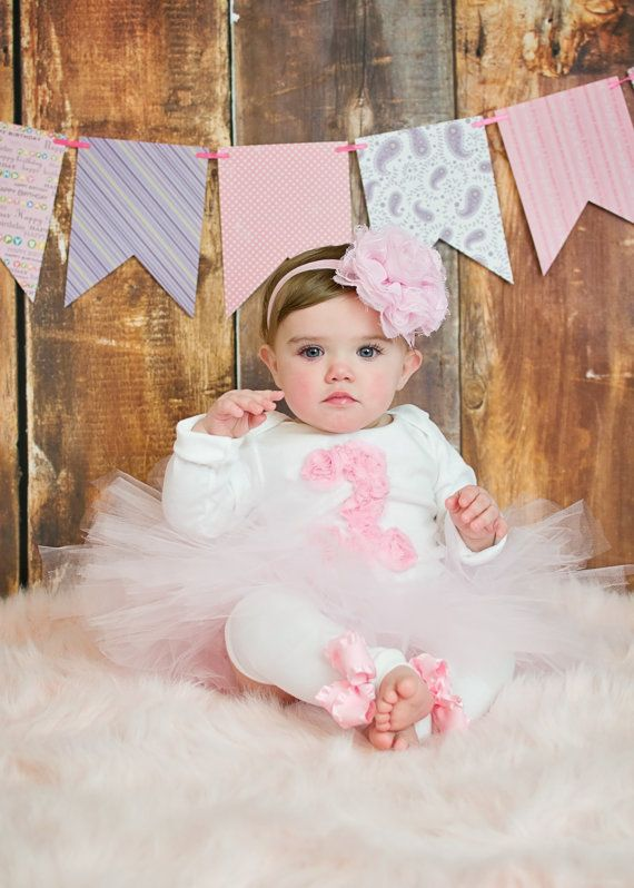 SHORT SLEEVE available Adorable girls 1st 2nd birthday tutu Outfit -other colors available on Etsy, $51.00