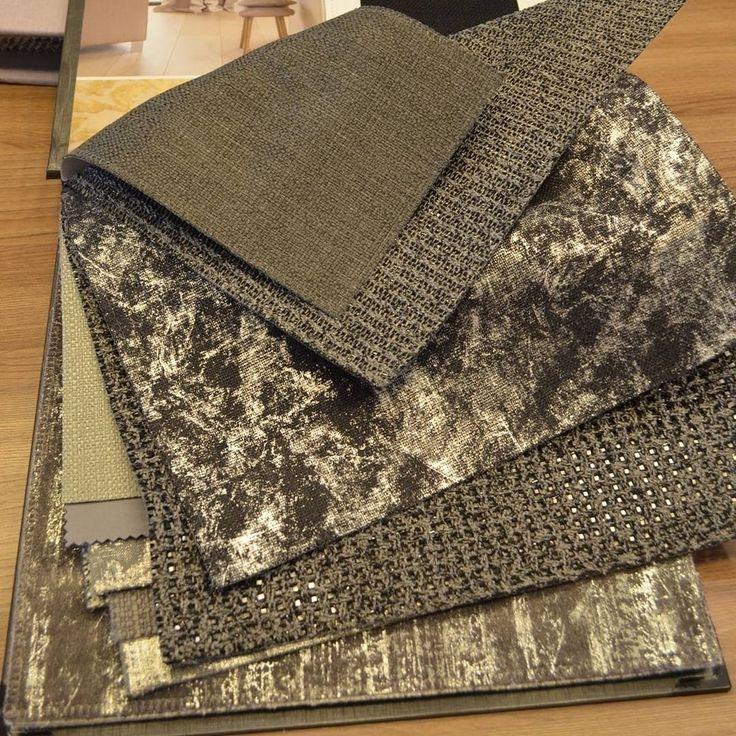 эффектная коллекция #TREND #Galleria_Arben: тут и имитация мрамора и благородный блеск металлов #Фото @krasnoyarskaya_57 #fabric #ткани