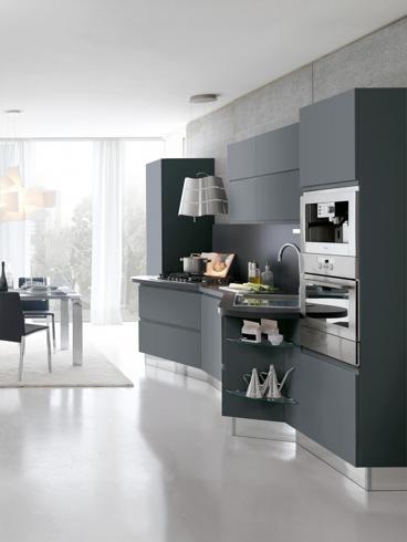 Stosa Cucine Bring Design Adriani Cucina Living