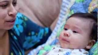 Creating Secure Infant Attachment - YouTube