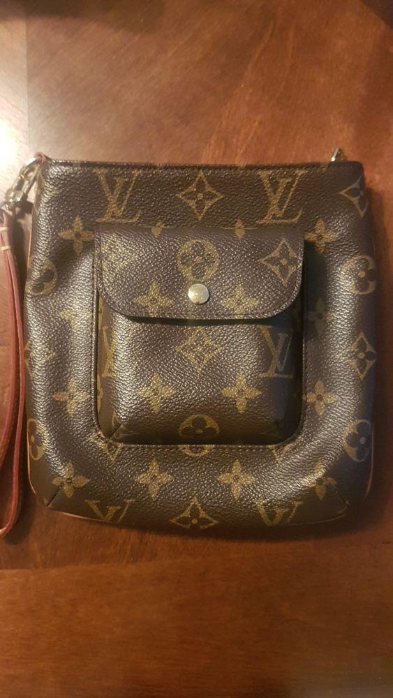 00750b8e3d24 LOUIS VUITTON Monogram Partition Wristlet  fashion  clothing  shoes   accessories  womensbagshandbags (ebay link)