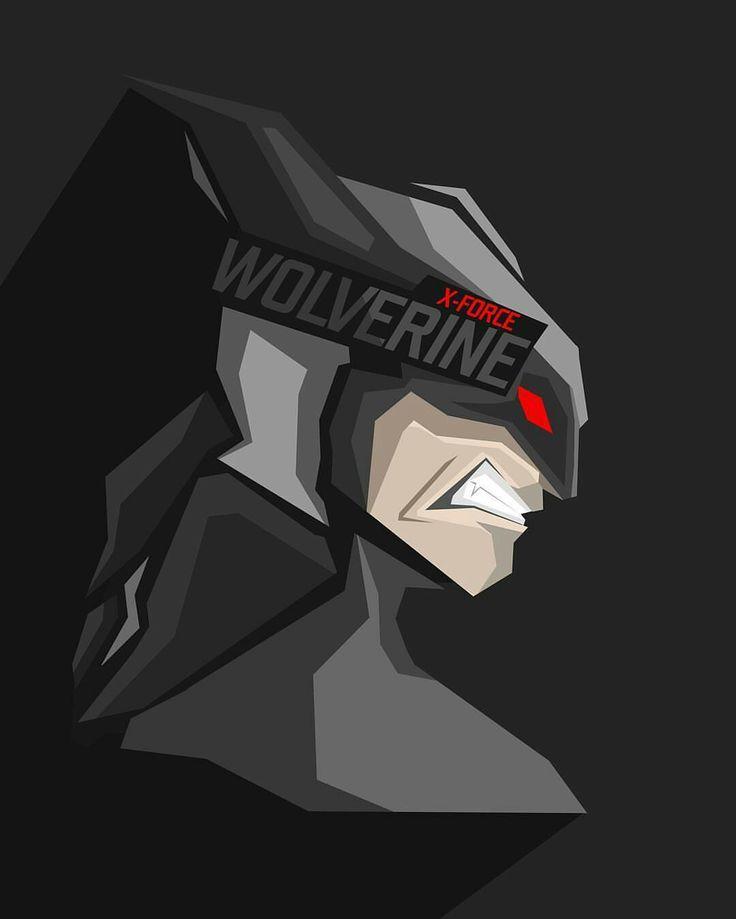 WOLVERINE-X-FORCE.........#DavídPeréz