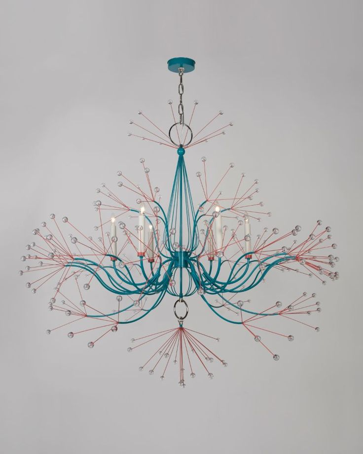 From Remains Lighting The Tony Duquette Splashing Water 54 Chandelier