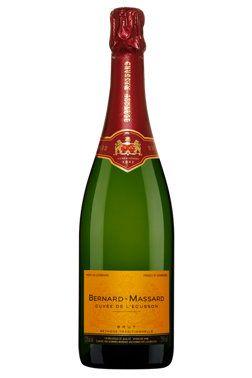 Bernard-Massard Cuvée de L'Écusson Brut #wine #wineblog #deuxbouteilles