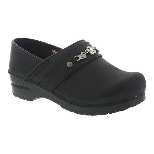Women's Sanita Clogs Original Cambridge Closed Back Clog Oil