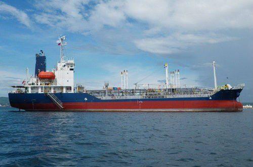 TK1166 - DWT 3418 Oil Tanker Ship