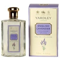Image detail for -Yardley Eau De Cologne Lavender Flacon 250 Ml