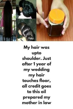 Just do this to increase your hair length super fast Today I am going to share one natural remedy that can increase your hair length super fast. Will not only increase length of your hair but will also...