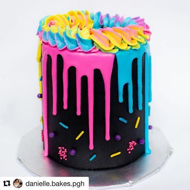 Fine 15 Captivating Unicorn Birthday Cakes Neon Cakes Savoury Cake Funny Birthday Cards Online Necthendildamsfinfo