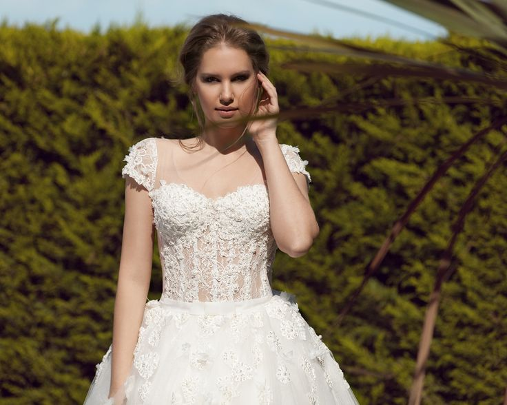 dantelli askılı gelinlik modelleri 2016-nova bella gelinlik nişantaşı istanbul