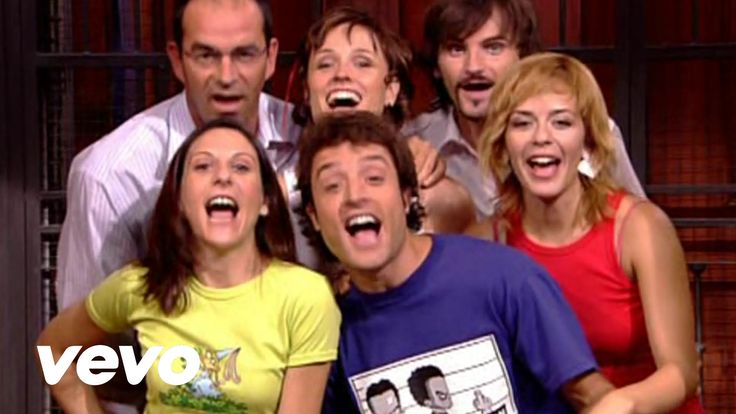 Aquí No Hay Quien Viva, Cabecera 1ª Temporada, 2003. Actores: (Aparición Por Orden Alfabético E Importancia) Maria Adanez, Adria Collado, Gemma Cuervo, Jose ...