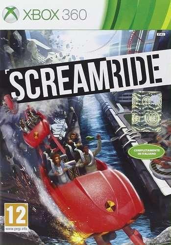 Prezzi e Sconti: #Scream ride edito da Microsoft games studios  ad Euro 29.99 in #Videogiochi #Xbox 360