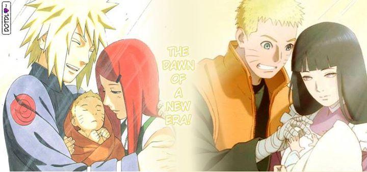 Naruto - The new and the old Uzumaki family   Anime ...