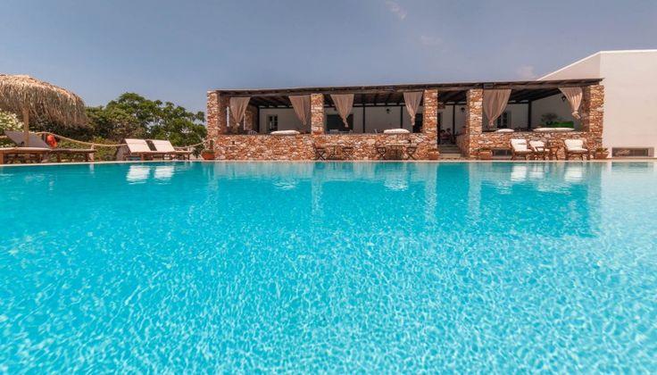 Πάσχα στo 4* Paros Land & Hotel στην Πάρο μόνο με 199€!