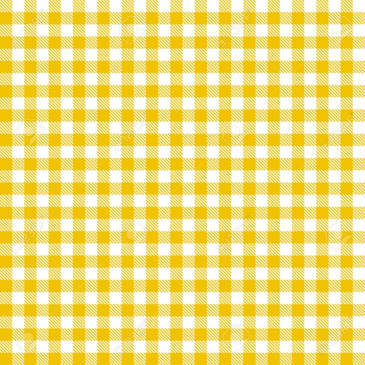 Delightful 29618104 Yellow Checkered Table Cloth Background Seamless Stock Vector  (1300×1300) | Checkered Tablecloth | Pinterest | Checkered Tablecloth