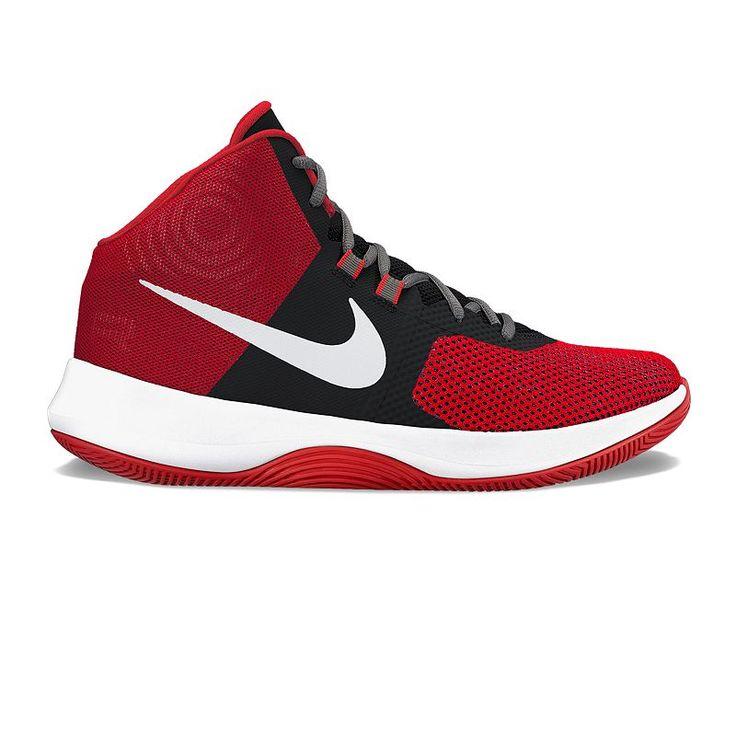 Nike Air Precision NBK Men's Basketball Shoes, Size: 10.5, Oxford
