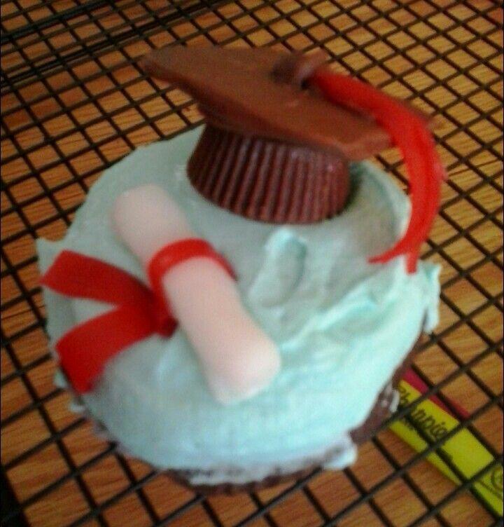 Graduation Cupcakes!
