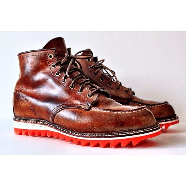 Resole services available through greenwichvintage.us/shop