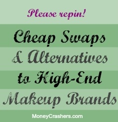 Cheap Swaps  Alternatives to High-End Makeup #makeup