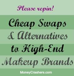 Cheap Swaps  Alternatives to High-End Makeup #makeup