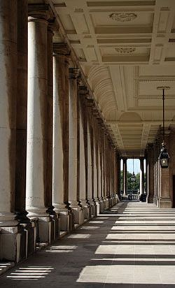 The Royal Naval College, Greenwich, London