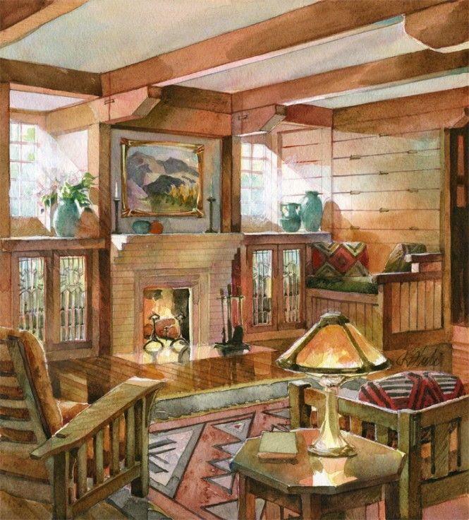 Interior Home Painting With Fine Interior Home Painting: 136 Best Images About Fantasy Visions