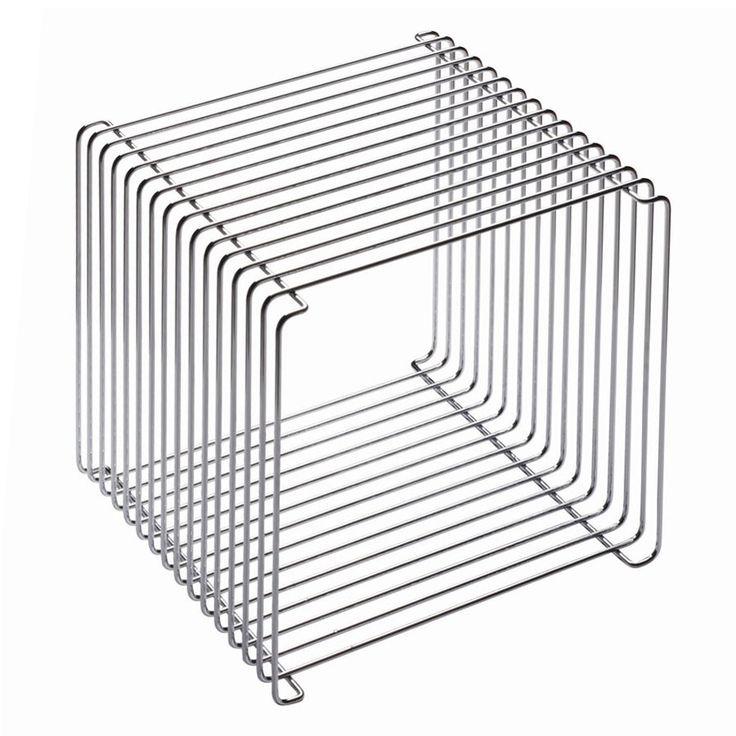 Panton Wire Shelf by Verner Panton  | Manufacturer: Montana
