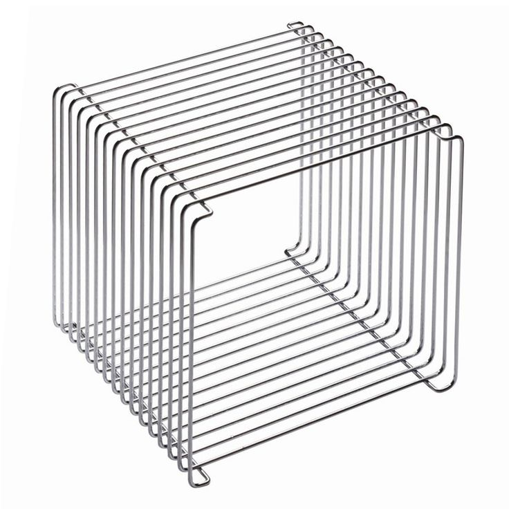 Panton Wire Shelf by Verner Panton  | Manufacturer: Montana