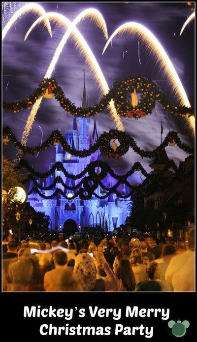 Seasonal Events at Walt Disney World Resort in 2018 Walt Disney