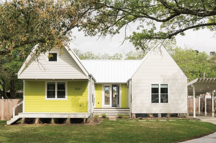 Why brett zamore s shot trot housing might be the wave of Prefab shotgun house