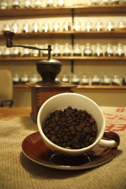 Coffee, Grains, Drink, The Drink, Teacup, Fresh, Food