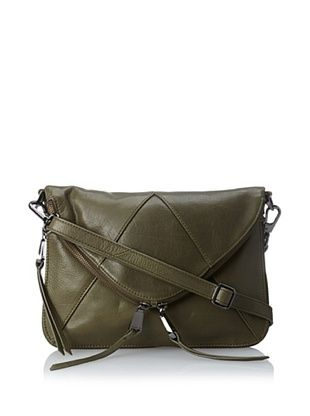 62% OFF Christopher Kon Women's Cross-Body, Olive