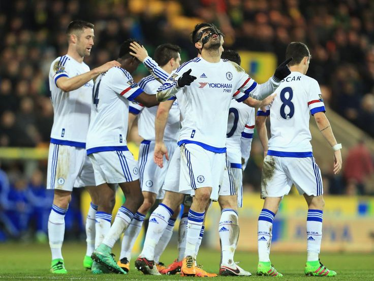 Norwich City 1-2 Chelsea. Highlights in HD - Soccer Yarns  http://wp.me/p77enT-dr