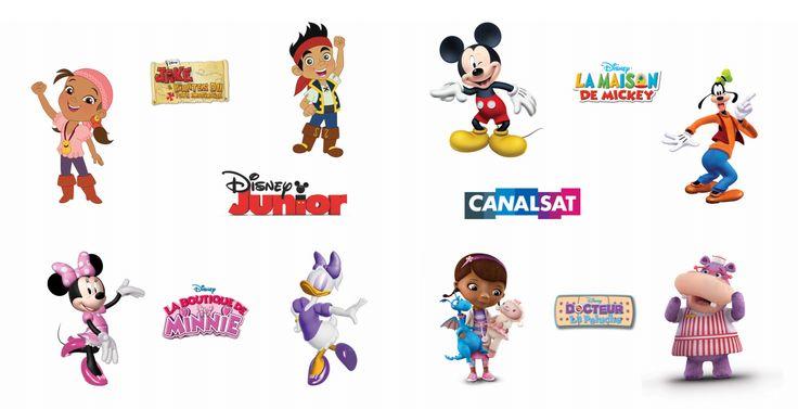 10 pages de jeux et d'activités avec les personnages de Disney Junior...