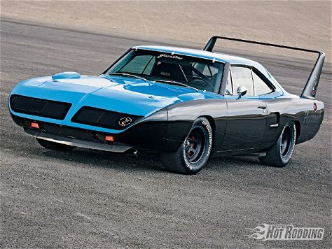 """1970 Plymouth Satellite Warrior -- the boys pointed this out, """"It's the Dynaco Blue car from Cars"""""""