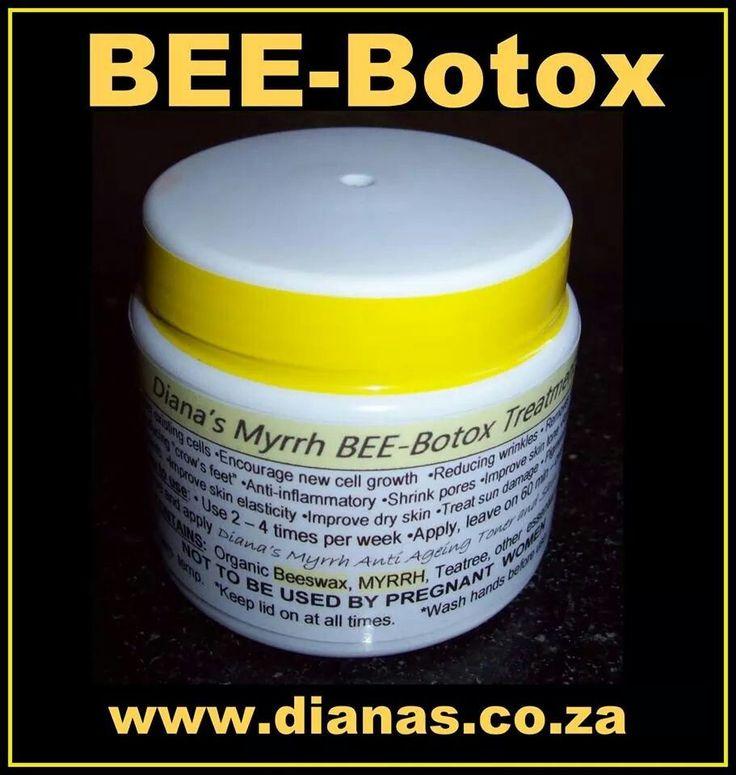 Myrrh BEE-Botox treatment