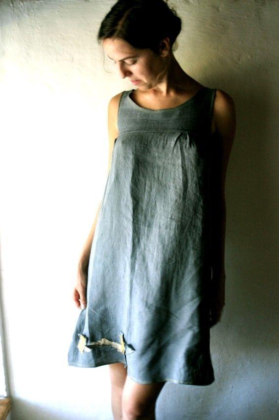 I love linen.