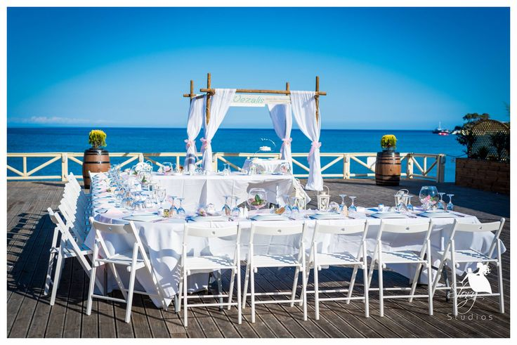Vezalis Beach Bar Restaurant is a beautiful location to get married in Zakynthos Island.
