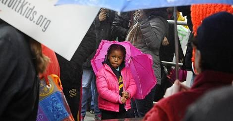 osCurve News: Detroit Grapples With Water Shutoffs, Teacher Walk...