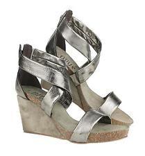 ITALY ovye Verano Sandalias Zapatos Cuero Plataforma Tacón De Cuña: 125,90 EUREnd Date: 23-sep 11:33Buy It Now for only: US 125,90 EURBuy…