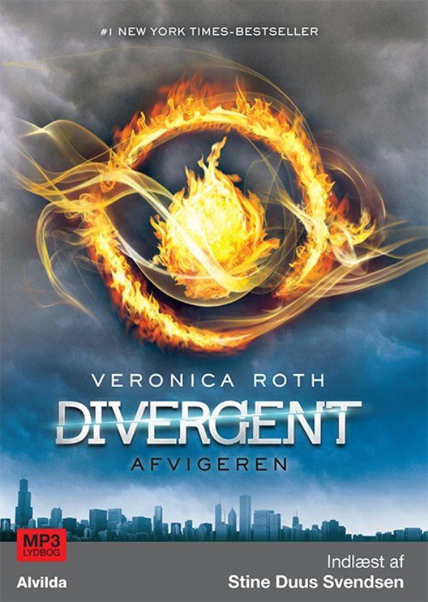 Læs Divergent 1: Afvigeren på Mofibo. Tris lever i en postapokalyptisk verden, hvor samfundet er inddelt i fem faktioner. Som 16-årig skal hun vælge, hvor hun hører til. Hendes valg vil diktere hendes venner, hendes idealer, hendes tilværelse. Det er et valg for livet. I sjældne tilfælde er der nogen, som falder uden for kategori.  Hun afviger. Hendes liv er i fare.  Afvigeren er første bog i Divergent-trilogien og er 23-årige Veronica Roths debut som forfatter. Den blev valgt som Favourite…