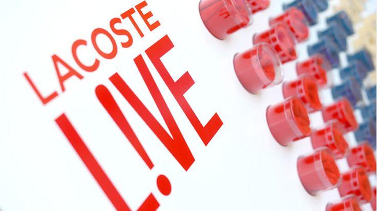 lacoste LIVE shop in coachella, CA, USA by aruliden - designboom | architecture & design magazine