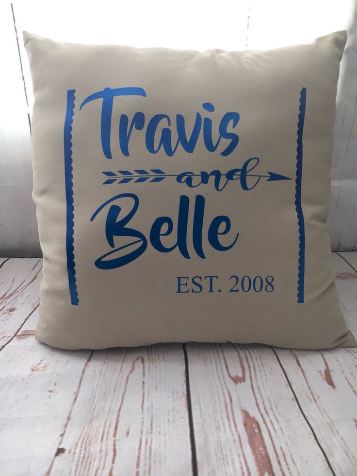 Personalized pillowcase cover - - Cute couple gifts -Gifts for her- Wedding gift - birthday gift -Valentines gift by TMHomeDesignsShop on Etsy