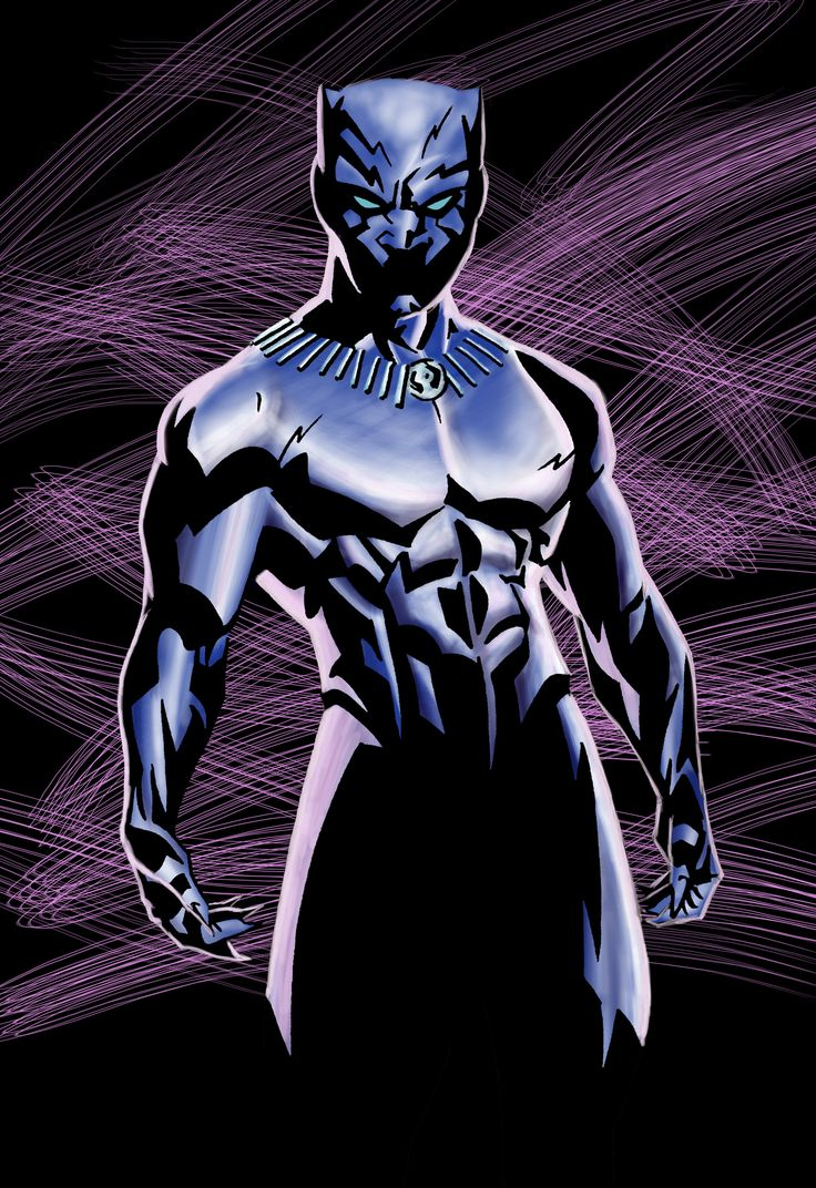 Fabuleux Les 398 meilleures images du tableau Black Panther sur Pinterest  WQ72