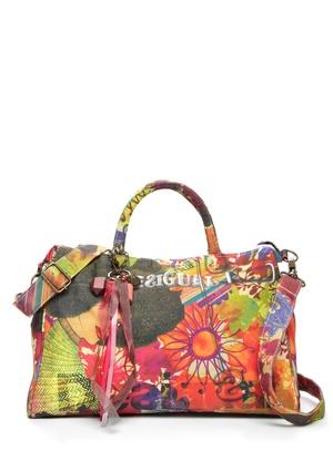 DESIGUAL Top Handle Bag